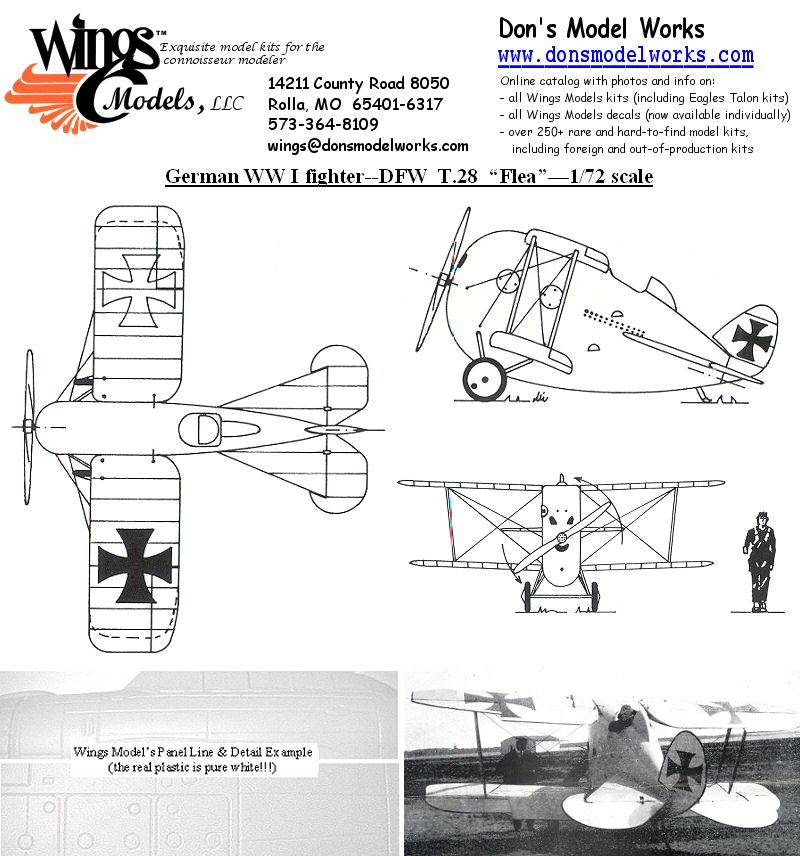 Name: DFW T-28 Floh 3-view 002.jpg