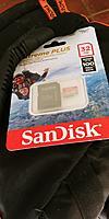 Name: 20181014_090002[1].jpg Views: 12 Size: 1.30 MB Description: Brand new in box SanDisk 32GB 4K SD card!!