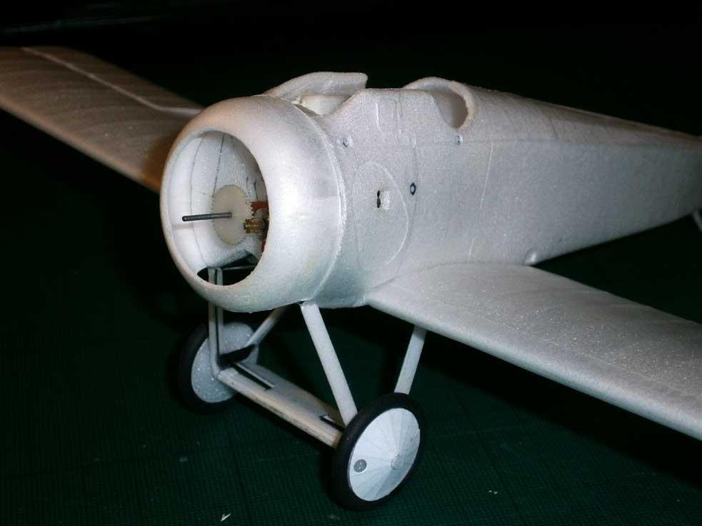 Name: Fuselage08.jpg Views: 229 Size: 36.0 KB Description: Cowling needs a bit of work to fit well.