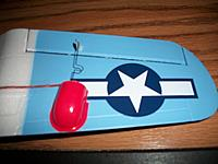 Name: 100_2697.jpg Views: 33 Size: 130.1 KB Description: even managed to get the decals on the new wing