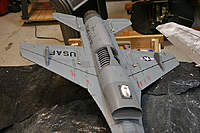 Name: HL Super Scale F16-2.jpg Views: 147 Size: 77.6 KB Description: With over 50 flights and belly landings on grass it's obvious that this design with it's ABS intake is up to the task.