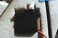 Name: B717 Build - H Stab servo install (1).jpg Views: 103 Size: 127.3 KB Description: Horizontal Stab - elevator servo dry-fit