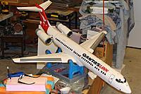 Name: B717 Build - Wing Fairings (3).jpg Views: 153 Size: 293.6 KB Description: Wing fairings installed
