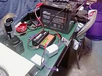 Name: 0820002239.jpg Views: 139 Size: 76.2 KB Description: My charging / testing station.