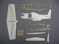 Name: Laser Cut 9 inch Mustang.jpg