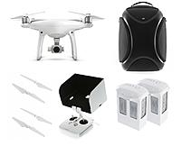 Name: dji-phantom-4-quadcopter-bundle-2-extra-batteries-4-extra-props-backpack-tablet-hood-p4-2batt-4p.jpg