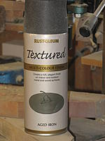 Name: painting (4).jpg Views: 127 Size: 101.6 KB Description: the paint is called rustoleum, and they do it in numerous colours....i used aged iron