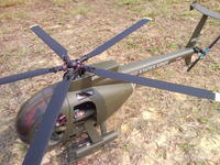 Name: AH-6 Little Bird, v1.00, Super-Hornet, Jul19, 2009, 001 .jpg Views: 523 Size: 155.5 KB Description: