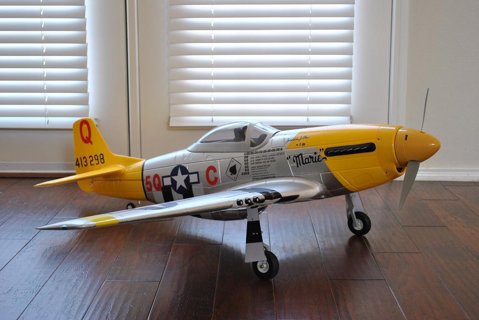 Name: P-51 Right Front Qtr.jpg Views: 314 Size: 113.0 KB Description: