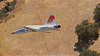 Name: T-38 over Grove (2).jpg Views: 29 Size: 212.3 KB Description: Proper formation position maintained in steep bank
