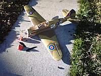 Name: Kittyhawk Wreckage.jpg Views: 118 Size: 139.1 KB Description: This was a long time ago!
