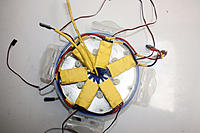 Name: ESC3.jpg Views: 166 Size: 116.3 KB Description: 6 Series wired ESCs mounted to heat sink plate in WetHex.