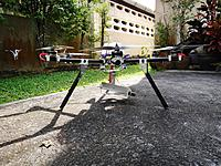 Name: hexXl_largegimbal2.jpg Views: 226 Size: 192.0 KB Description: UniCopter XL I6 with MT4008 motors and large direct drive gimbal