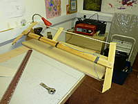 Name: P1000104.jpg Views: 547 Size: 35.0 KB Description: ...one borrowed cutting setup from PSS maestro Andy Blackburn, and in about 40 mins...