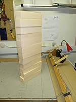Name: P1000105.jpg Views: 461 Size: 25.6 KB Description: ...we have the leaning tower of Limits! That's it for the night, it's time for Superbowl XLV.