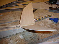 Name: 5360647866_a48c286522.jpg Views: 599 Size: 125.9 KB Description: Tail alignment (that bit of balsa is just temporary!)