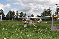 Name: DSC_0110.jpg Views: 154 Size: 303.0 KB Description: The poor Cessna relaxing after it has been flown like it was a Pitts....