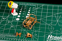 Name: RC-Sopwith-Pup-01.jpg Views: 166 Size: 704.6 KB Description: Banggood Sopwith Pup birdcage and both motor mounts
