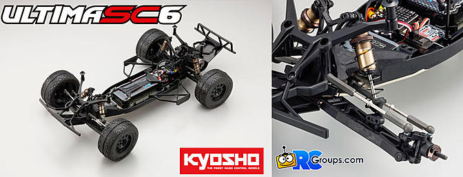 Kyosho Ultima SC6 Kit