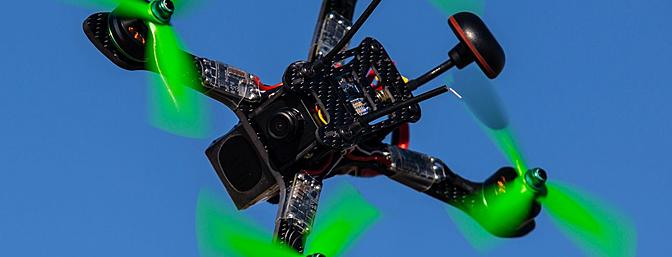 The Blade Theory XL FPV BNF