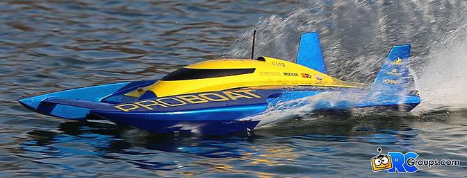 Pro Boat UL-19 Hydroplane RTR