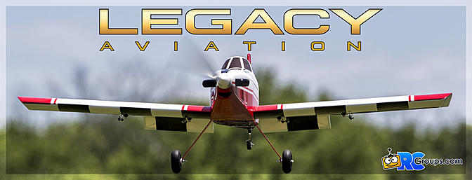 Legacy Aviation Mini Turbo Duster - RCGroups Review