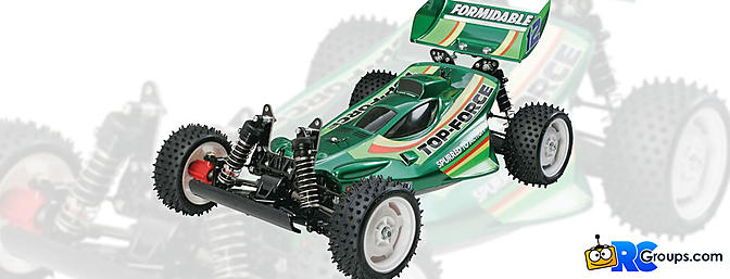 Tamiya Top Force 2017 4WD