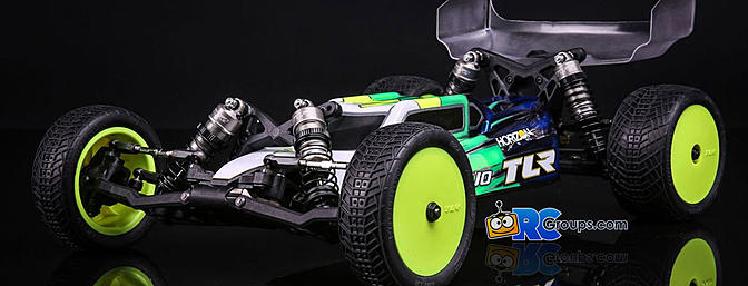 Team Losi Racing - 22 4.0 SR 2WD SPEC