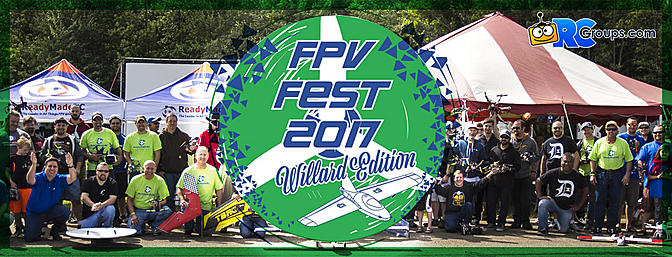 ReadyMadeRC FPV Fest 2017 - Coming Soon!