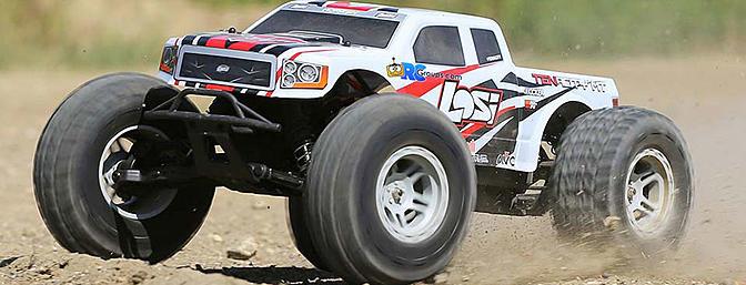 Losi TENACITY 4wd Monster Truck