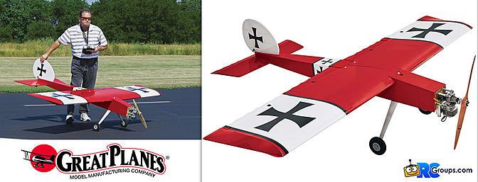 Great Planes Giant Big Stik XL 55-61cc