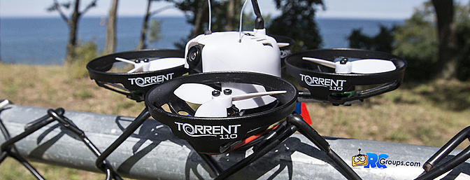 Horizon Hobby - Blade Torrent 110 FPV - RCGroups Review