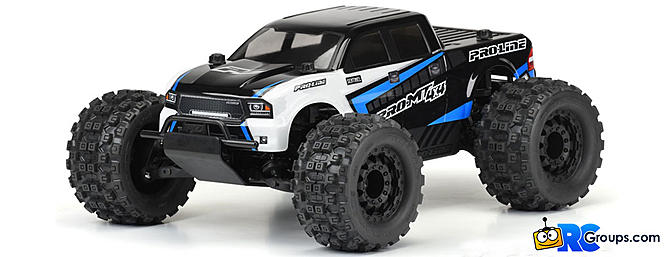 The PRO-MT 4x4 from Pro-Line