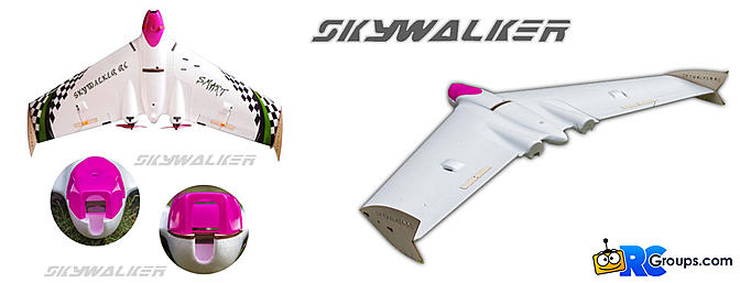 Skywalker SMART FPV Twin Wing
