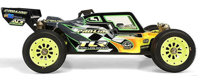 Pro-Line Pre-Cut Elite Clear Body - 5ive-B