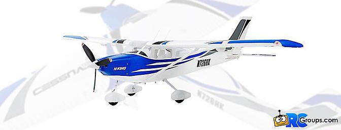 HobbyKing Cessna Skylane EPO PNF