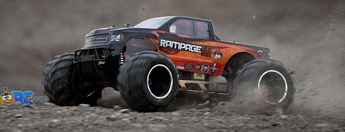 Redcat Racing 1/5th Rampage MT V3 4WD