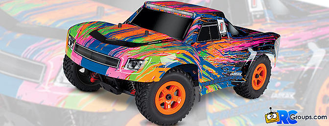 LaTrax Desert Prerunner - New Body Options