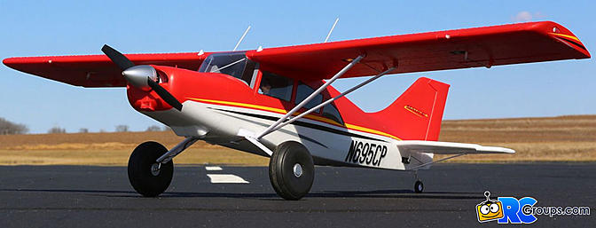 E-flite Maule M-7 1.5m - RCGroups News