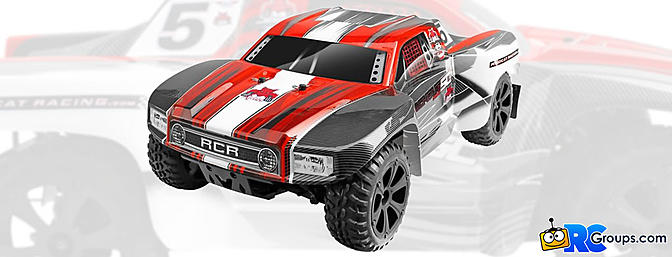 Redcat Racing Blackout SC Pro 4WD Brushless SCT