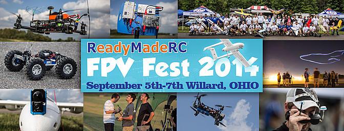 RMRC FPV Fest 2014