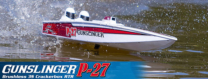 Aquacraft Gunslinger