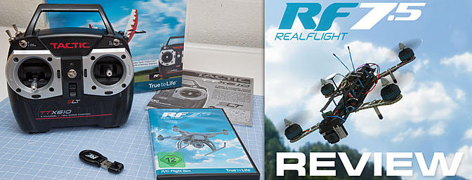 RealFlight 7.5 - RCGroups Review