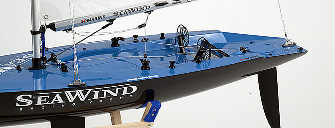 News Kyosho SEAWIND Carbon Edition Readyset - RC Groups