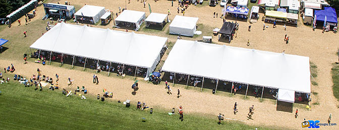 FliteFest 2015 - The Build Tent - RCGroups Coverage - RC Groups