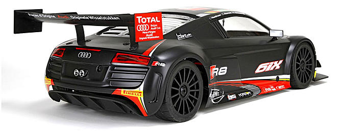 Losi Audi R8 LMS Ultra with AVC