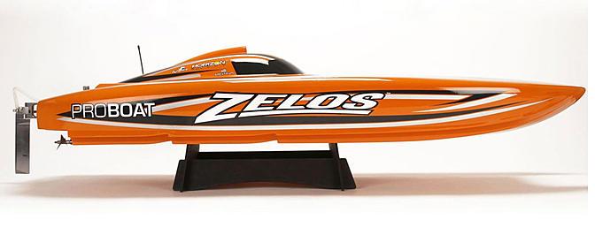 Zelos 48-inch Brushless Catamaran - Pro Boat