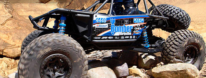 Axial Racing Bomber RR10 1/10th Scale 4WD