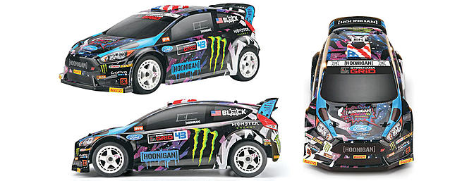 HPI 1/8 2015 Flux Ken Block Ford Fiesta ST RX43 BL  sc 1 st  RCGroups & HPI 1/8 2015 Flux Ken Block Ford Fiesta ST RX43 BL - RC Groups markmcfarlin.com
