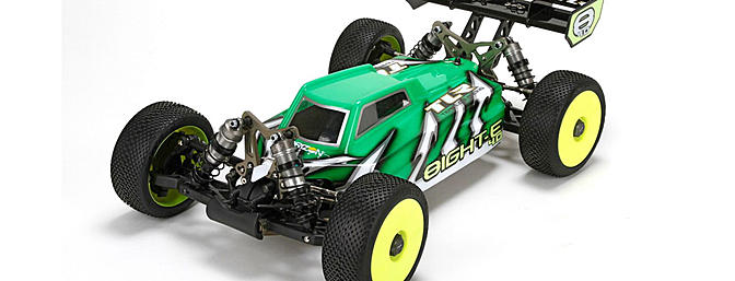 Losi 1/8 8IGHT-E 4.0 4WD Kit